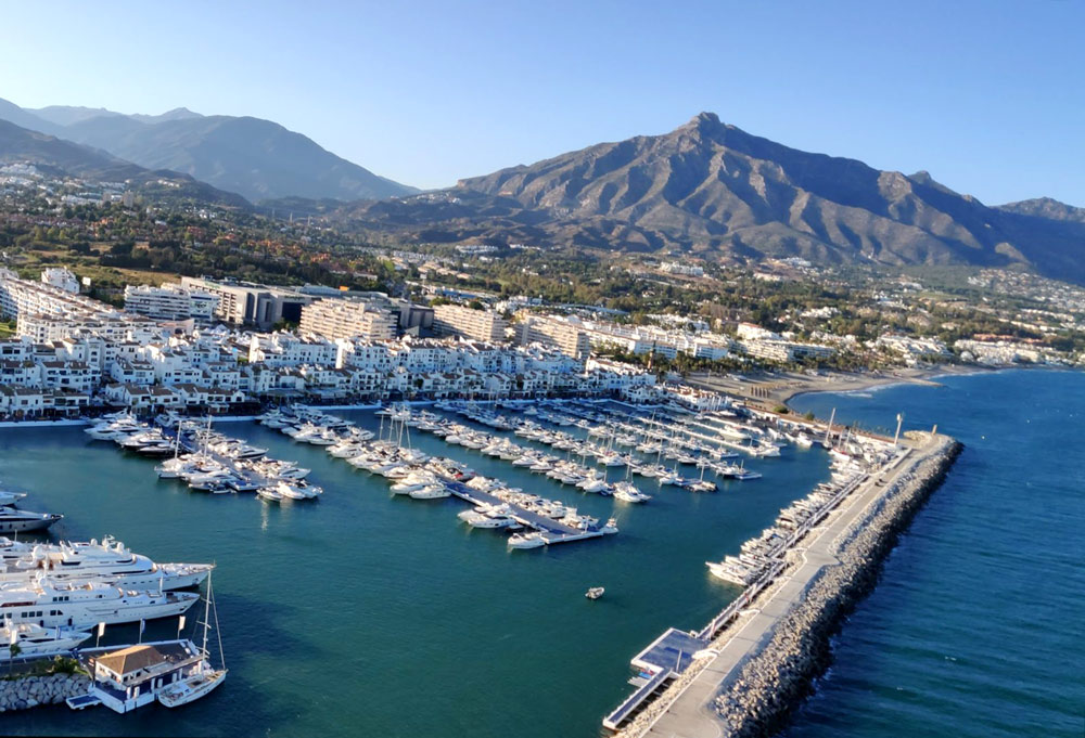 Discover Marbella from above